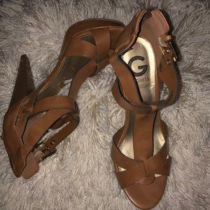 Guess sandal pumps